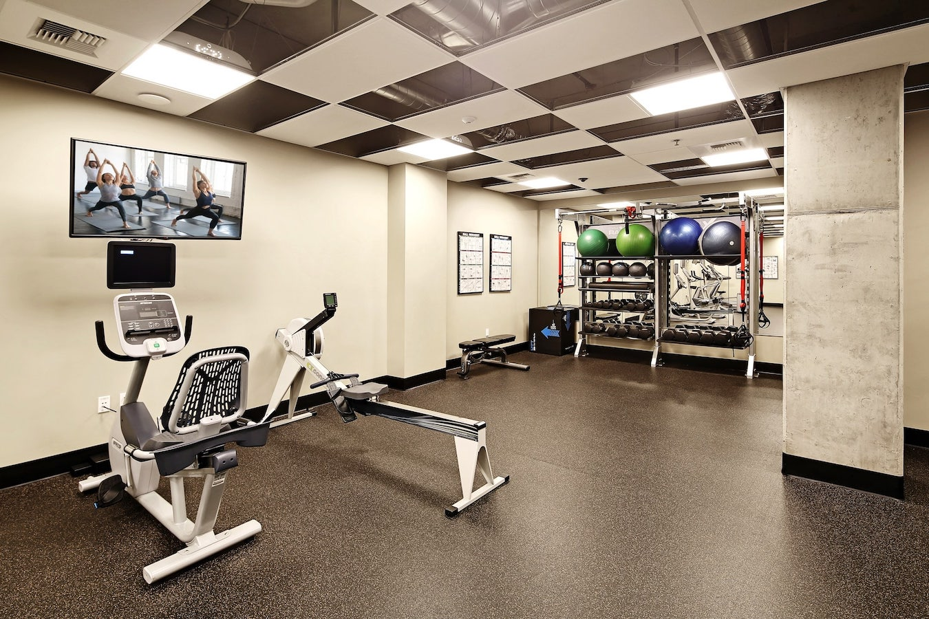 Amenities - Fitness Center
