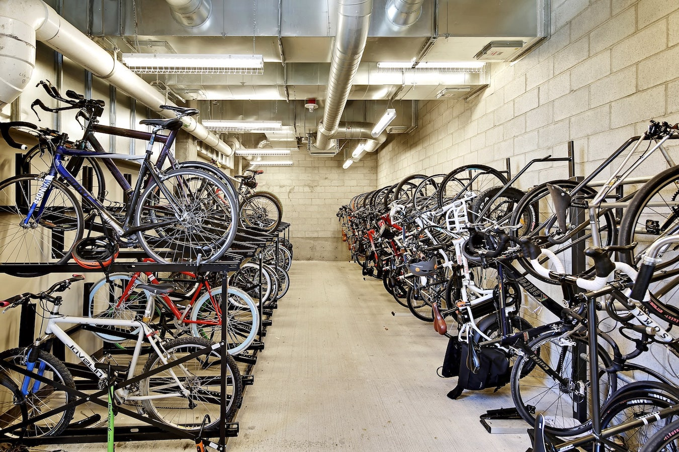 Amenities - Bike Storage